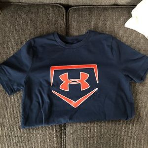 Under Armour Kids Tees sz S